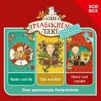Endlich Ferien-3-CD Hörspielbox Vol.1