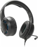 SPEEDLINK CASAD Gaming Headset - for PC/PS5/PS4/Xbox SeriesX/S/Switch, black