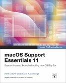 macOS Support Essentials 11 - Apple Pro Training Series