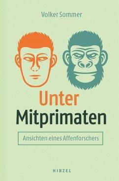 Unter Mitprimaten (eBook, PDF) - Sommer, Volker