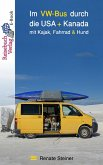 Im VW-Bus durch die USA + Kanada (eBook, ePUB)