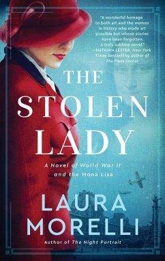 The Stolen Lady (eBook, ePUB) - Morelli, Laura