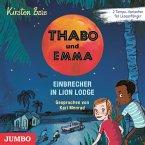 Thabo und Emma. Einbrecher in Lion Lodge (MP3-Download)