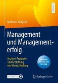 Management und Managementerfolg (eBook, PDF)