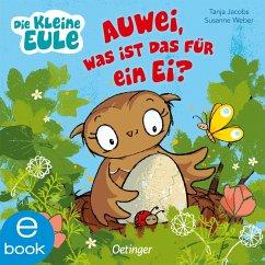 Die kleine Eule (eBook, ePUB) - Weber, Susanne