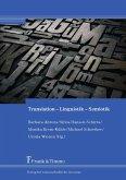 Translation - Linguistik - Semiotik (eBook, PDF)