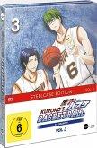 Kuroko's Basketball Season 1 Vol.3 (Blu-ray)