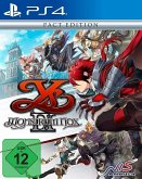 Ys IX: Monstrum Nox Pact Edition (PlayStation 4)