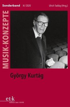 MUSIK-KONZEPTE Sonderband - György Kurtág (eBook, ePUB)