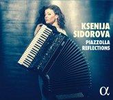 Piazzolla Reflections-Werke Für Akkordeon