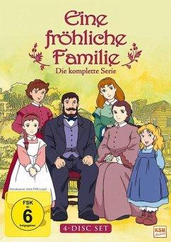 Eine fröhliche Familie - Die komplette Serie DVD-Box
