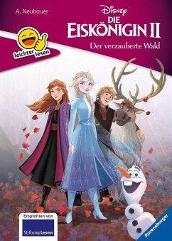 Disney Die Eiskönigin 2: Der verzauberte Wald (Mängelexemplar) - Neubauer, Annette