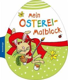 Mein Osterei-Malblock (Mängelexemplar)