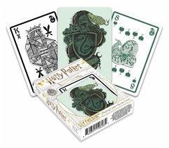 Harry Potter Slytherin (Spielkarten)