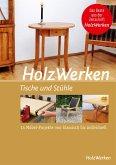 HolzWerken - Tische und Stühle (eBook, PDF)