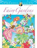 Creative Haven Fairy Gardens Coloring Book