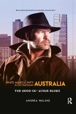 White Masculinity in Contemporary Australia