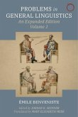 Problems in General Linguistics - An Expanded Edition, Volume 1