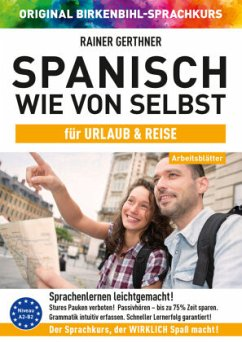 Arbeitsbuch zu Spanisch wie von selbst für Urlaub & Reise