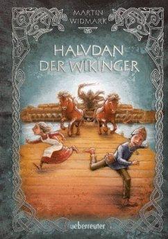 Halvdan, der Wikinger (Mängelexemplar) - Widmark, Martin