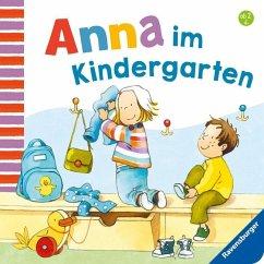Anna im Kindergarten (Restauflage) - Schwarz, Regina