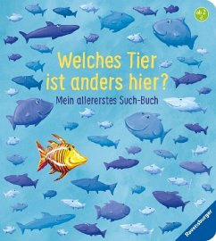 Welches Tier ist anders hier? (Restauflage) - Penners, Bernd