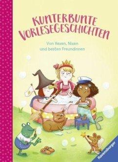Kunterbunte Vorlesegeschichten - Von Hexen, Nixen und besten Freundinnen (Restauflage) - Gertenbach, Pina