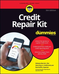 Credit Repair Kit For Dummies (eBook, ePUB) - Barrett, Melyssa; Bucci, Stephen R.; Griffin, Rod
