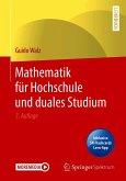 Mathematik für Hochschule und duales Studium (eBook, PDF)