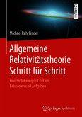 Allgemeine Relativitätstheorie Schritt für Schritt (eBook, PDF)