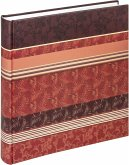 Walther Pheline rot 30x30 100 Seiten Buchalbum FA358R