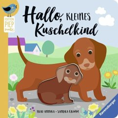 Hallo, kleines Kuschelkind (Restauflage) - Grimm, Sandra