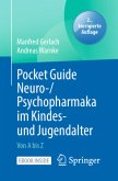 Pocket Guide Neuro-/Psychopharmaka im Kindes- und Jugendalter