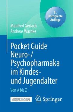 Pocket Guide Neuro-/Psychopharmaka im Kindes- und Jugendalter - Gerlach, Manfred;Warnke, Andreas