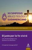 XII Simposio Bíblico Teológico Sudamericano (eBook, ePUB)