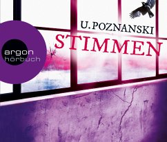 Stimmen / Beatrice Kaspary Bd.3 (1 Audio-CD) (Mängelexemplar) - Poznanski, Ursula