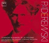 "Sinfonie In H-Moll Op.24 ""Polonia"""