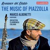 Romance Del Diablo-The Music Of Piazzolla