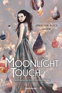 Moonlight Touch / Chroniken der Dämmerung Bd.1 (Mängelexemplar) - Jager, Jennifer Alice