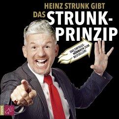 Das Strunk-Prinzip, 2 Audio-CDs (Mängelexemplar) - Strunk, Heinz