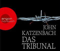 Das Tribunal (Mängelexemplar) - Katzenbach, John
