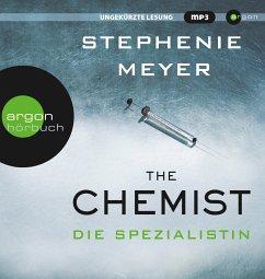 The Chemist - Die Spezialistin (2 MP3-CDs) (Mängelexemplar) - Meyer, Stephenie