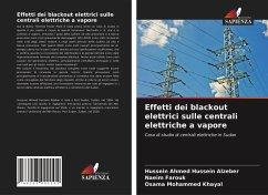 Effetti dei blackout elettrici sulle centrali elettriche a vapore - Alzeber, Hussein Ahmed Hussein;Farouk, Naeim;Khayal, Osama Mohammed