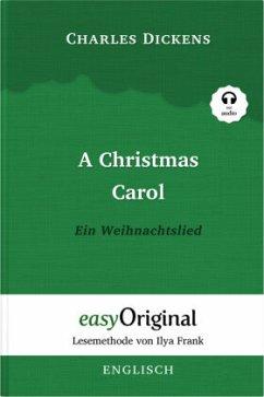 A Christmas Carol / Ein Weihnachtslied (mit Audio) - Dickens, Charles