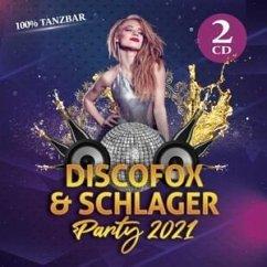 Discofox & Schlager Party 2021 - Diverse