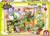 Die Olchis, Olchige Freunde (Kinderpuzzle)