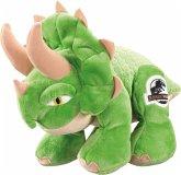 Schmidt 42761 - Jurassic World, Triceratops, 25cm, Dino, Plüschfigur