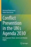 Conflict Prevention in the UN´s Agenda 2030