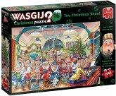 Wasgij Christmas - Die große Weihnachtsvorstellung! (Puzzle)
