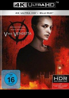 V wie Vendetta - Natalie Portman,Hugo Weaving,Stephen Rea